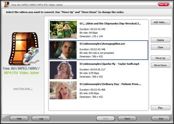Free MP4 Video Joiner
