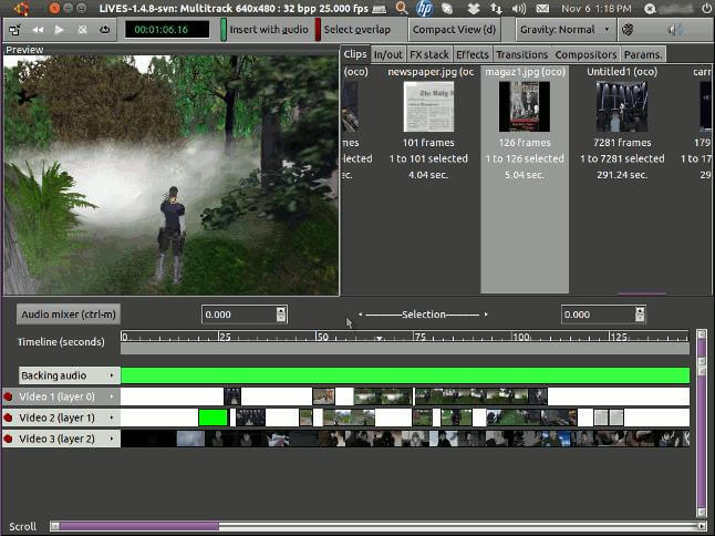 Top 5 Free Open Source Video Editor