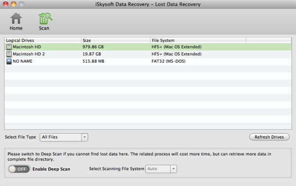 recover photos mac