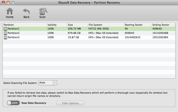 partition data recovery guide
