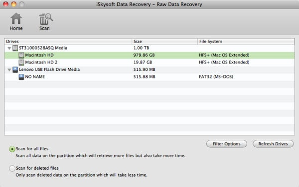 raw data recovery for mac guide