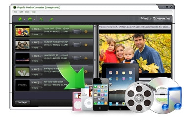 Convert DVD and Video to Any Formats