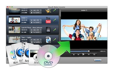 Import Hot DVD Movies and Virtually Any Video