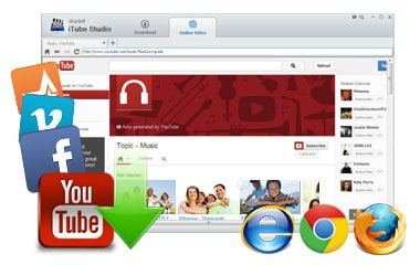 Why Choose iSkysoft iTube Studio
