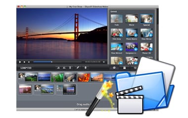 Why Choose iSkysoft Slideshow Maker?