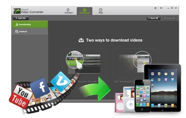 Download Online Video with One Click