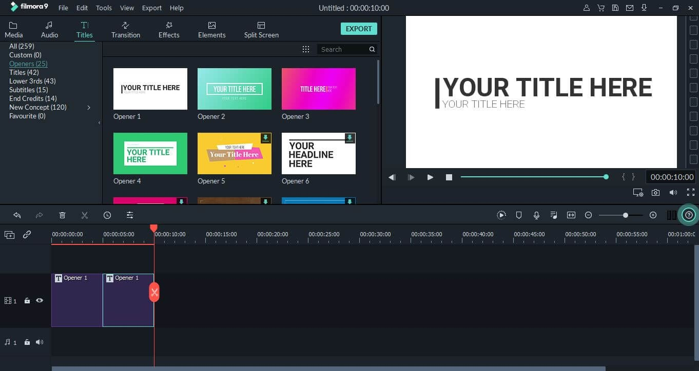 How to Create Animated Titles in Premiere
