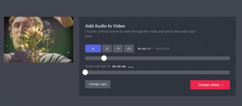 joindre vidéo en ligne