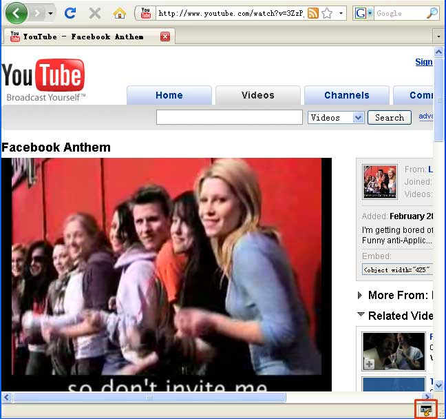 Record and download video from youtube free