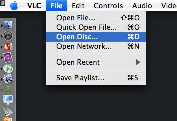 play dvd movie on Mac