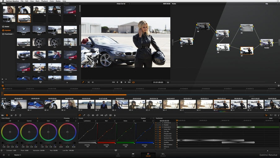 davinci resolve how to put text on image
