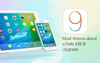 iOS 9 Upgrade