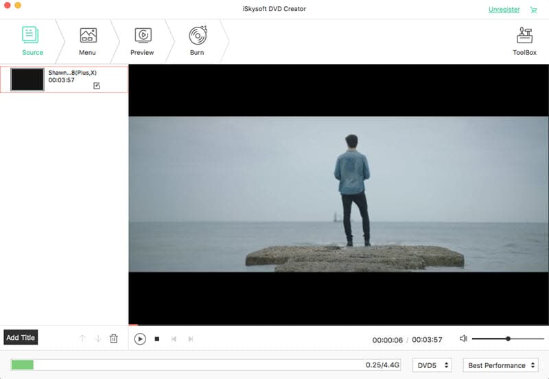 YouTube files to DVD converter Mac