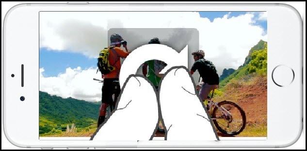 iphone videos drehen imovie
