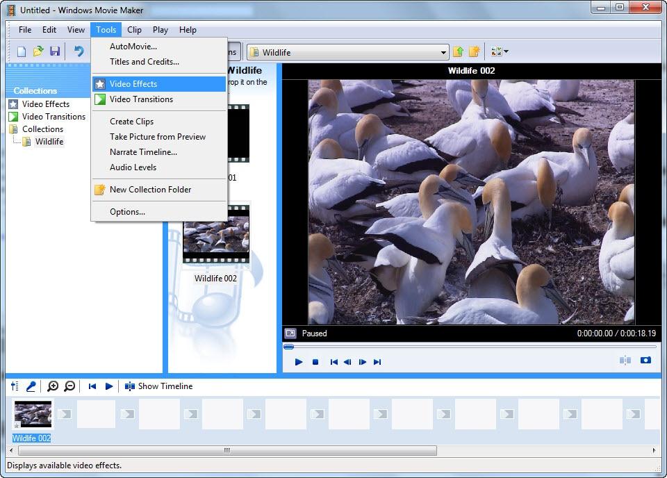Le top 7 des outils pour faire pivoter vos vid os - Couper video avec windows movie maker ...