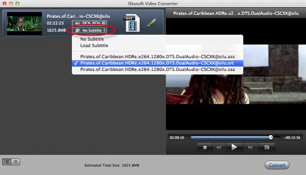 add subtitles to movie