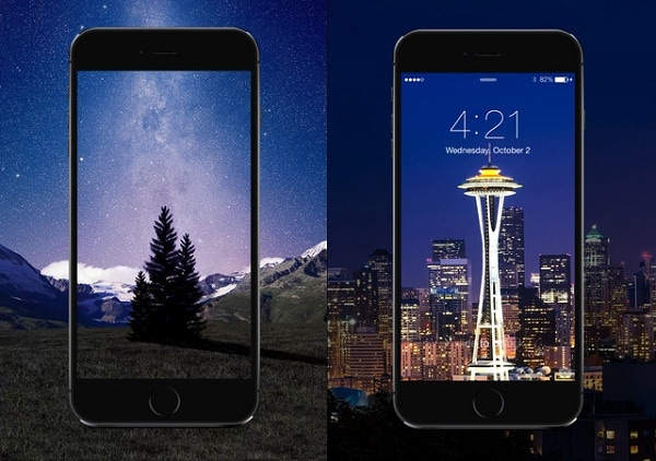 Iphone 6s Stock Wallpaper: HD Wallpapers For Mac OS X El Capitan, IOS 9 And IPhone 6S