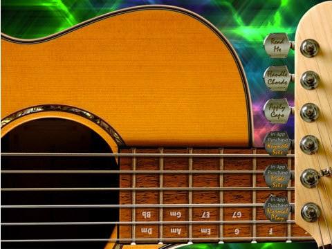iPad guitar app