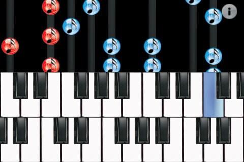 play piano on iPad
