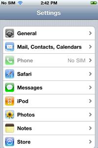 sync google calendar with iphone