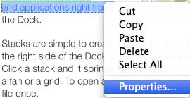 change text color in PDF