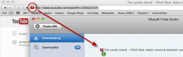 download and convert url to video