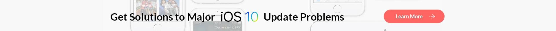 iOS 10 update failed - fix it
