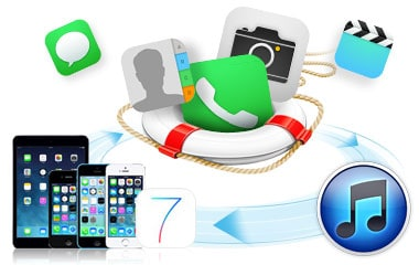 free iphone data recovery