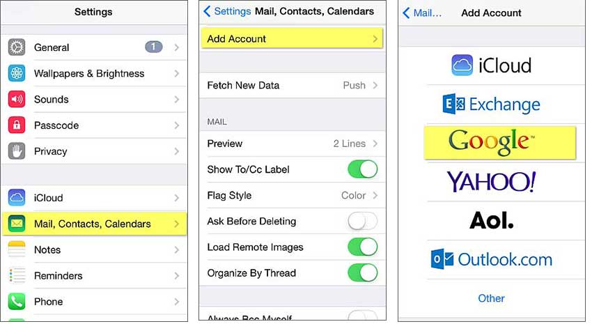 how to transfer contacts from iphone to iphone without icloud