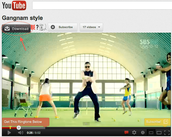 Download Mp3 Of Open Gangnam Style