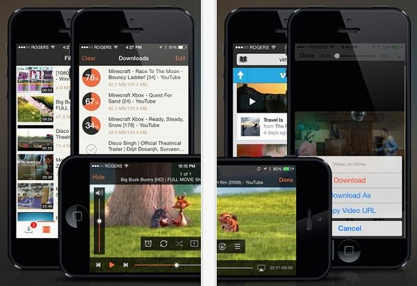 Top 3 Mobile Video Downloaders for Downloading Videos on Your Portable Devices