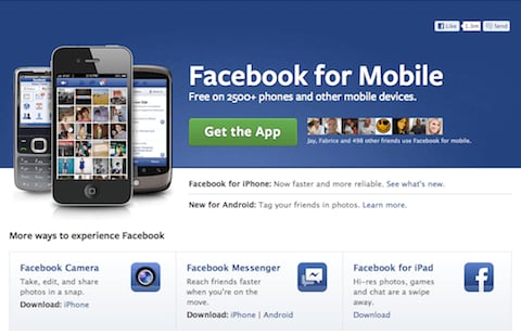 How To Get Facebook App On Ios And Android Devices