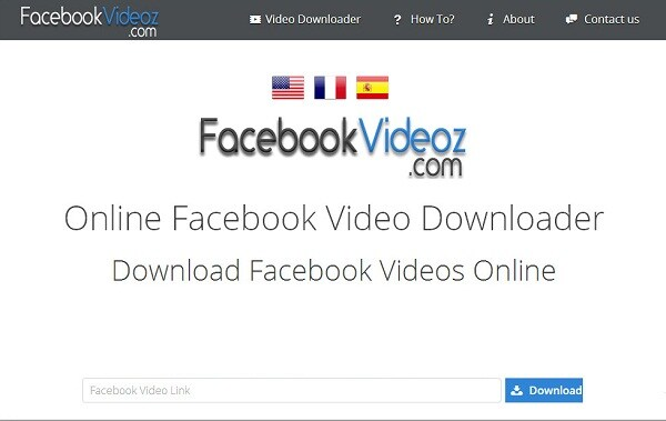 Review of the 5 Best Online Facebook Video Downloaders