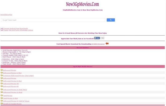 Free Movie Download Hollywood Hindi 3gp