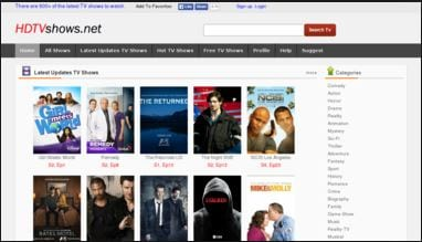 Top 10 sites to free download tv shows in mp4 Online series sites