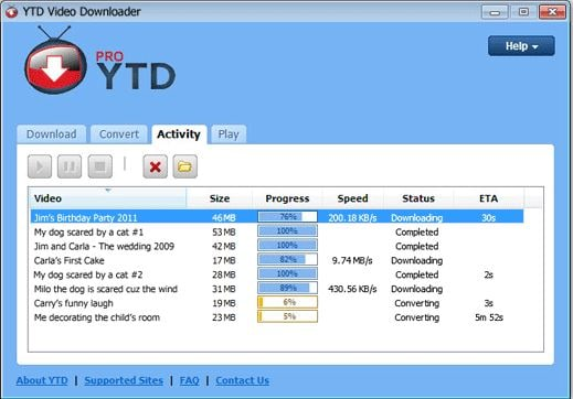 Top 10 Free Youtube Downloader For Windows 10