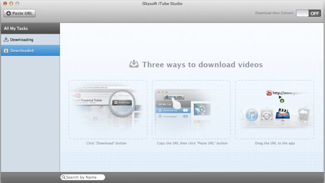 open youtube music downloader