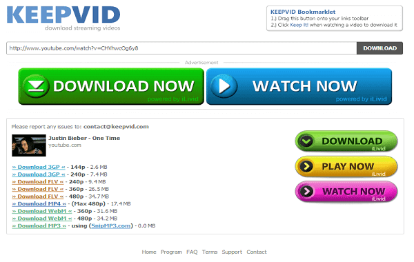 Top 5 Online Video Downloaders from Any Site