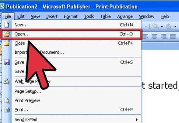 Convert Microsoft Publisher To Pdf Online