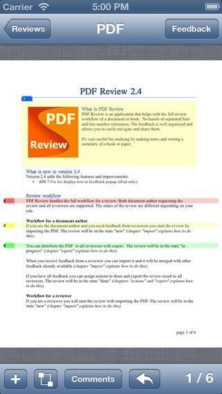 PDF Review Free