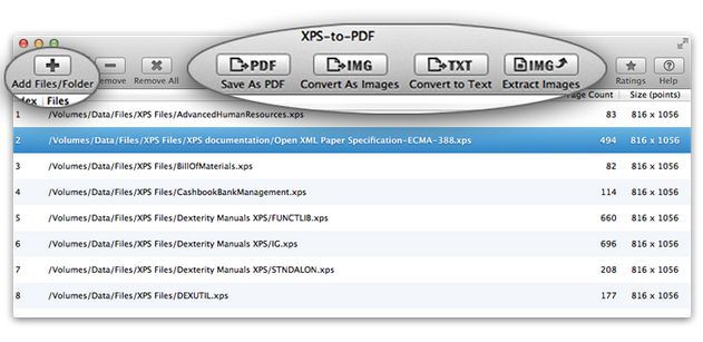The latest version of Convert XPS to PDF Free is currently unknown. It was initially added to our database on 06/17/2014.