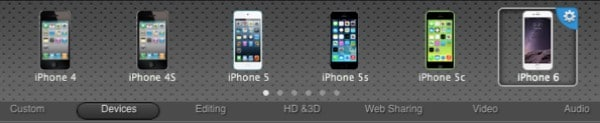 iPhone 5 video converter
