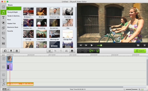 Audio Video Mixer Software - Edit Audio and Video Freely
