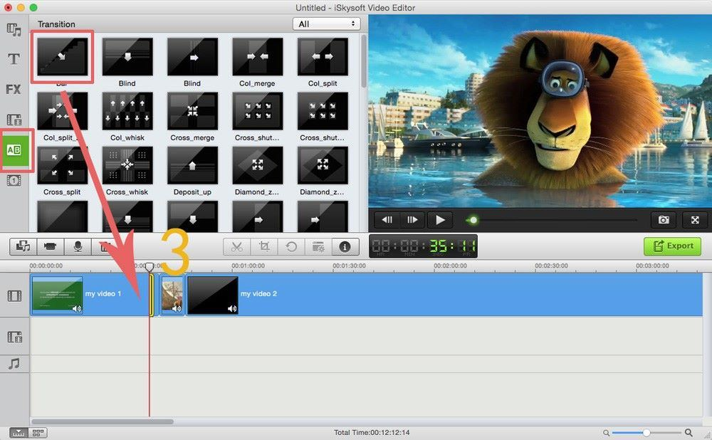 how to combine mp4 files