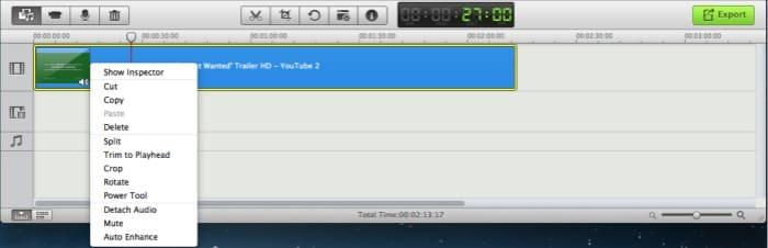 upload video facebook mac