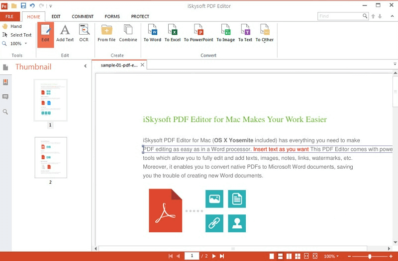 modify pdf files free