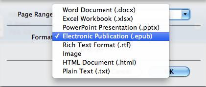 pdf to ipad mac