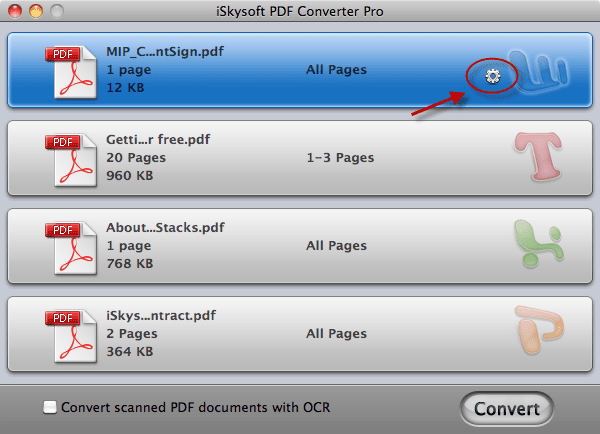 Convert PDF to InDesign, PDF Converter.