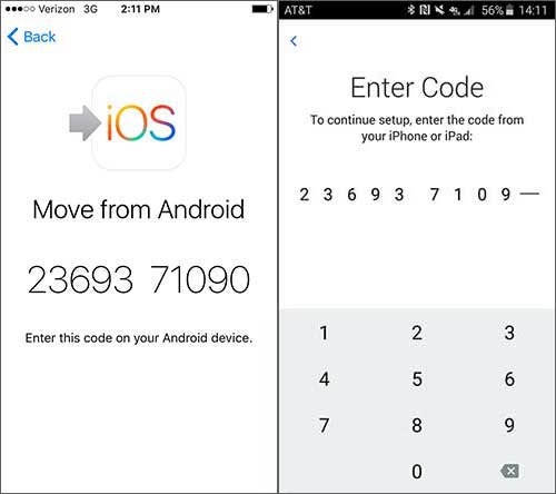 3 Ways to Transfer Text Messages from Android to iPhone