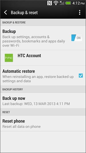 How to Transfer Everything from HTC to Samsung Galaxy S9/S8
